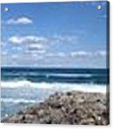 Great Ocean Road Surf, Australia - Panorama Acrylic Print