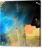 Ocean Sapphire 2 Acrylic Print