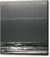 Ocean Solitude Acrylic Print