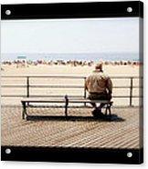 Ocean View Acrylic Print