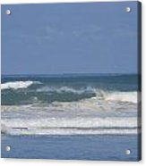 Ocean Wave 1 Acrylic Print