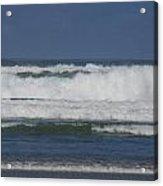 Ocean Waves 2 Acrylic Print
