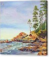 Ocean Witness Acrylic Print