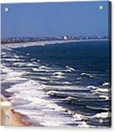 Oceanfront Landscape Acrylic Print