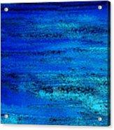 Oceanic Acrylic Print