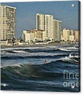 Oceanside Acrylic Print