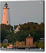 Ocracoke Island Acrylic Print