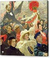 October 17th 1905 Acrylic Print