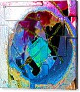 Ocular Mayhem  Acrylic Print