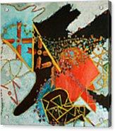 Odin's Dream Acrylic Print