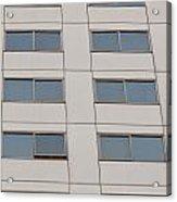 Office Building Windows Acrylic Print