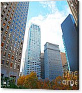 Office Space For Rent In Downtown San Francisco Acrylic Print