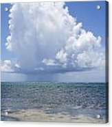 Offshore Storm Acrylic Print