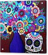 Ofrenda De Flores Acrylic Print
