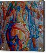 'oge Ilu' Acrylic Print