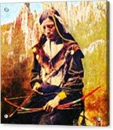Oglala Homeland Acrylic Print