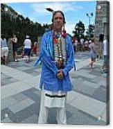 Oglala Lakota Sioux Acrylic Print