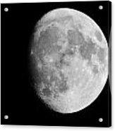Oh La Moon Acrylic Print