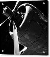 Ohio - Aircraft Propeller Acrylic Print