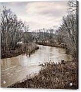 Ohio Brush Creek Acrylic Print