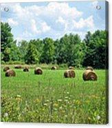 Ohio Countryside Acrylic Print