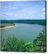Ohio River Acrylic Print