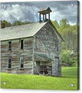 Ohio Schoolhouse Acrylic Print