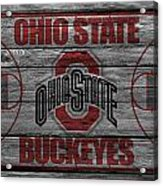 Ohio State Buckeyes Acrylic Print