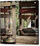 Oil Lamp 2 Acrylic Print