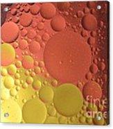 Oils Spots  Acrylic Print