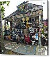Oj House Acrylic Print