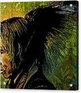 Ojibwe Acrylic Print