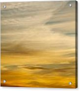 Okanagan Sunrise 1 Acrylic Print