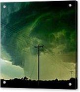 Oklahoma Mesocyclone Acrylic Print
