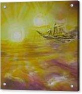 Ol' Ship Of Zion Acrylic Print