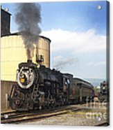 Old 3254 Heading Down The Line Acrylic Print