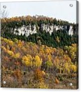 Old Baldy In Fall Acrylic Print