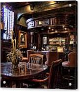 Old Bar In Charleston Sc Acrylic Print by David Smith