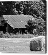 Barn In Kentucky No 84 Acrylic Print