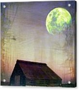 Old Barn3 Acrylic Print