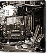 old BMC diesel Acrylic Print