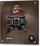Old Bob Acrylic Print