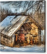 Old But Not Forgotten Acrylic Print
