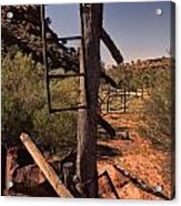 Old Cattle Station V2 Acrylic Print