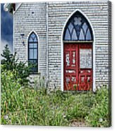 Old Church #1 Acrylic Print
