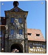 Old City Hall - Bamberg Acrylic Print
