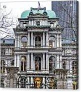 Old City Hall Acrylic Print