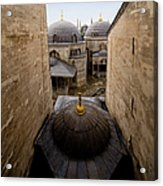 Old City Of Istanbul Acrylic Print