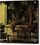 Old Curiosity Shop Acrylic Print