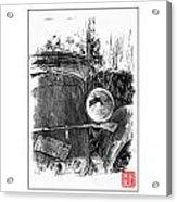Old Dodge Truck Iv Acrylic Print